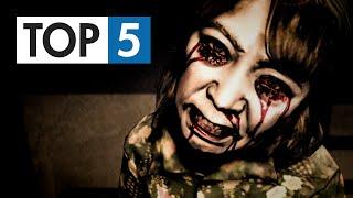 TOP 5 - Nejděsivějších hororových her