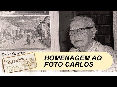 Memória Diário faz homenagem ao Foto Carlos