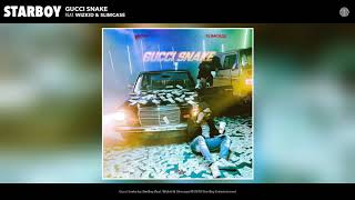 Gucci Snake (Audio) (feat. Wizkid & Slimcase)