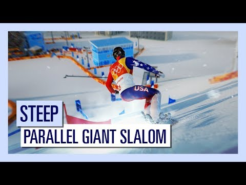STEEP – Olympic Event Overview / Parallel Giant Slalom