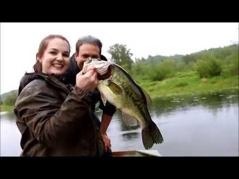 Washington Largemouth Bass Fishin'