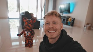 I moved... My NEW House Tour!