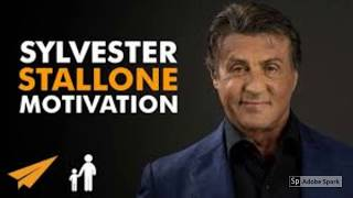 Motivational Speech by Sylvester Stallone.