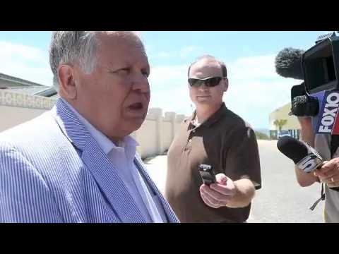 Alabama Auditor Jim Zeigler audits Bentley's beach house