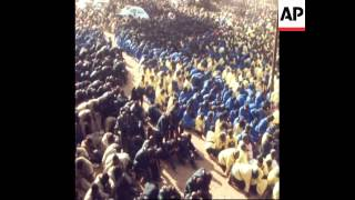 South Africa Zion Christian Church Celebrate Easter    1980