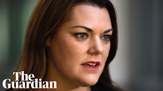 Sarah Hanson-Young Calls Out David Leyonhjelm For 'offensive And Sexist Slur'