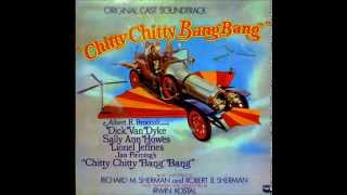 Chitty Chitty Bang Bang Original Cast Soundtrack (1968)