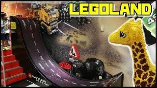 後編レゴランド東京★レゴの車を作って走らせてジャンプ!VLOG