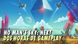 No Man's Sky NEXT: aquí tienes dos horas de gameplay