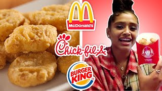 Professional Chef Reviews Fast Food Chicken Nuggets thumbnail