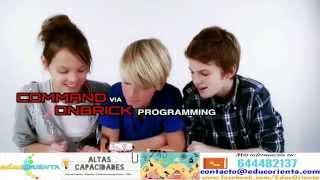 preview picture of video 'EducOrienta Almoradi   Talleres Robótica'