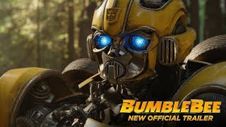 VIDEO: BUMBLEBEE – Off. Trailer
