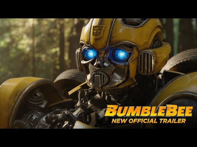 Bumblebee Movie Trailer Takes the Transformers to the '80s