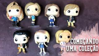 COMEÇANDO MINHA COLEÇÃO DE FUNKO POP
