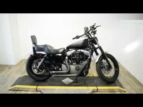 2007 Harley-Davidson XL 1200N Sportster® Nightster™ in Wauconda, Illinois