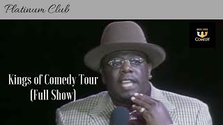 "Kings of Comedy Tour ""Full Show""  EXCLUSIVE- Atlantic City"