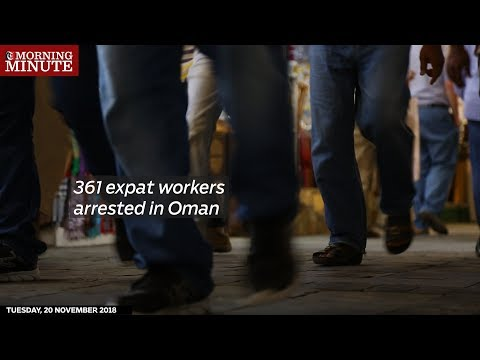 361 expat workers arrested in Oman