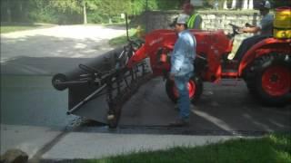 St Louis Petromat Installation
