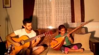 Zeynep Giritli - Ali Ayseyi Seviyor (Saz/Gitar)