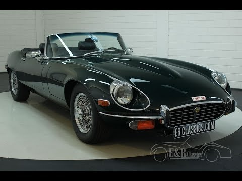 Video of '73 E-Type - P1GA