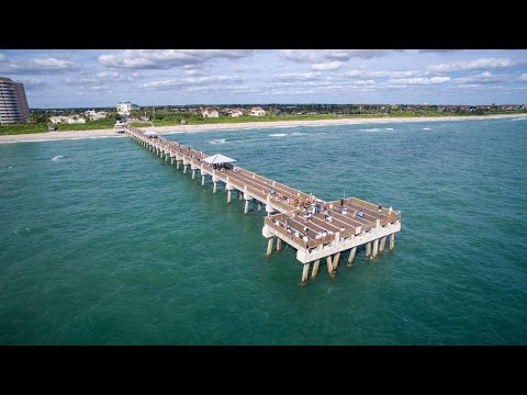 Jupiter Florida Drone Aerial Footage