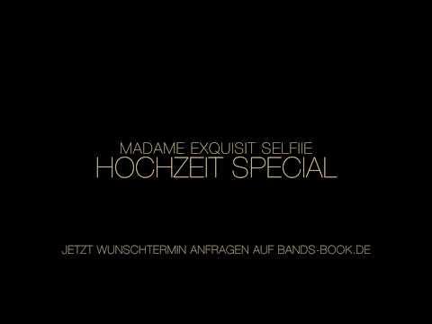 👰🤵 Hochzeit special von Madame exquisit - präsentiert von Bands-Book