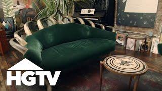 Secret NYC Artists Club - HGTV