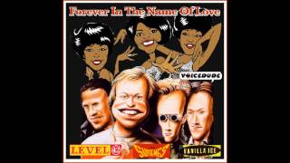 "Level 42 Vs. The Supremes Vs. Vanilla Ice  [from 'Voicedude' - ""Forever In The Name Of Love"""