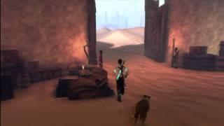 Fable 3 Temple Treasure Flowers 01. Gameplay Commentary