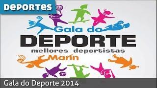 Gala do Deporte 2014.