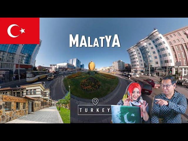 トルコのMalatyaのビデオ発音