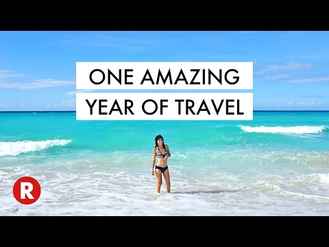 Epic Year of Travel Montage! // 2016