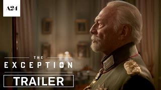 Trailer of The Exception (2017)