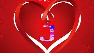 J name letter status video  ll Wotshapp video status new