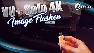 Vu+ Solo 4K Image Flashen   Solo 4K VTi Image flashen