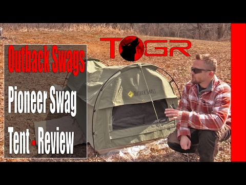 It Leaks! – Outback Swags Pioneer Swag Tent – Review