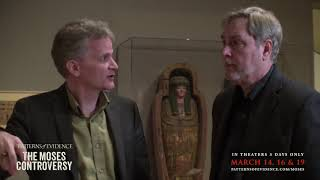 CLIP: Egyptian Hieroglyphs – Patterns of Evidence: The Moses Controversy