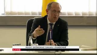 Debat - Masat ekonomike shkaku i pandemisë 09.06.2020