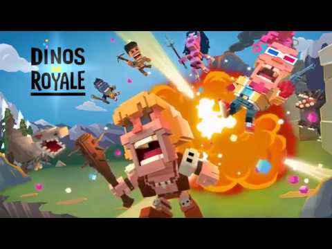 Vídeo do Dinos Royale