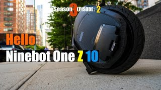 The Ninebot One Z 10 First Impressions - Should you get this wheel?