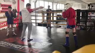 Аскаров Тимур.Финал Кубок Москвы 1 место