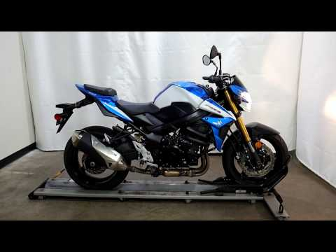 2015 Suzuki GSX-S750Z in Eden Prairie, Minnesota - Video 1