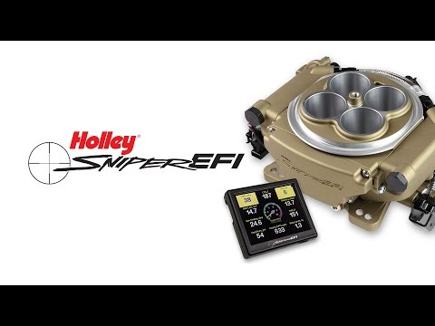 Holley Sniper EFI - Affordable Carburetor Replacement