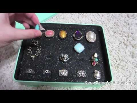 DIY: Ring Holder/ Organizer