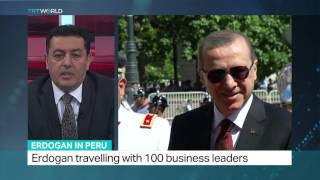 Interview with Mehmet Necati Kutlu from Ankara University on Erdogan's visit to Peru