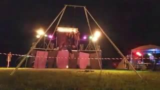 Tightrope - 10 Years Aerial Hoop Performance