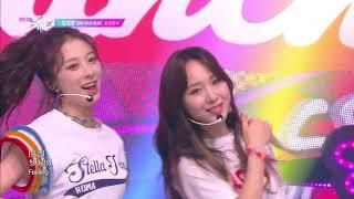 빔밤붐 (BIM BAM BUM) - 로켓펀치(Rocket Punch) [뮤직뱅크 Music Bank] 20190809