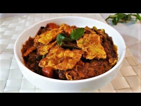 ഓംലെറ്റ് കൊണ്ട് ഒരു പ്രാവശ്യം ഇങ്ങനെയൊന്നു കറിയുണ്ടാക്കി നോക്കൂ /Easy Omelette Curry in Kerala Style