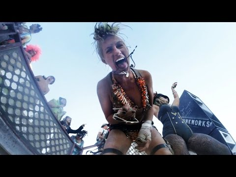 GoPro Falls Off Drone And Into Burning Man Rave, Loathing Ensues