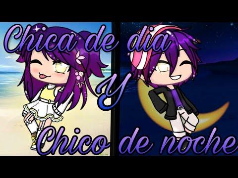 °•Chica de día y Chico de noche•° || Serie Original || Cap 13 || Gacha Life